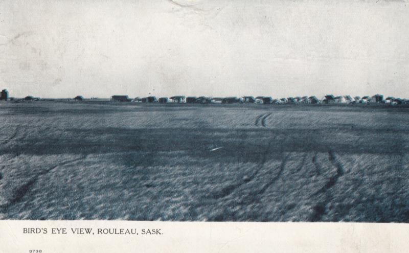 ROULEAU , Sask., Canada, 00-10s ; Bird's Eye View