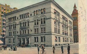 Rochester, New York - Monroe County Court House - pm 1908 - DB