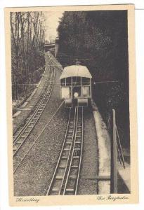 Heidelberg , Die Bergbahn , Germany , 00-10s