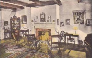 West Virginia Lewisburg General Lewis Hotel Warmth &  Cheer Handcolored Al...