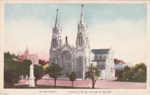 The New Church, STE. ANNE DE BEAUPRE, QUEBEC, Canada, 1910-1920s