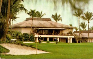 Florida Palm Beach The Breakers West Golf Club House 1984
