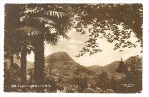 RP, Lugano Col Monte Bre, Lugano (Ticino), Switzerland, PU-1926