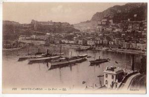 Monte-Carlo, Le Port