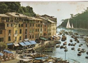 Italy Portofino Panorama