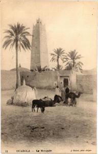 CPA Geiser 11 Ouargla La Mosquée ALGERIE (756706)