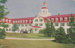 Exterior, Hotel Tadoussac, Tadoussac, Quebec,  Canada,  PU_1957