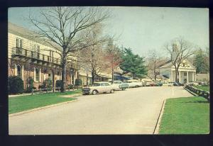Stony Brook, Long Island, New York/NY Postcard, Shopping Center, 1957 Bel Air