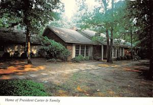 Home of President Carter & Family - Georgia