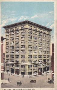Exterior, Woodruff Building, Springfield,  Missouri,  PU_1916