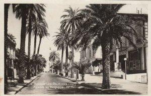 RP: HYERES , Var , France , 1930s ; Avenue de Belgique