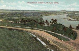 ST PAUL , Minnesota, 1909 ; The  Indian Mounds