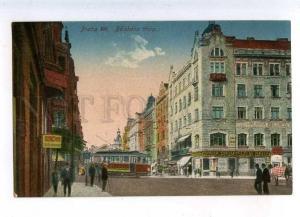 203029 CZECH PRAGA VII Belskeho Irida Vintage postcard