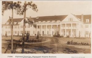 RP: SOUTHERN PINES , North Carolina , 00-10s ; Highland Pines Inn
