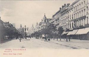 Hotel St. Jean, Avenue De Keyzer II, Anvers (Antwerp), Belgium, 1900-1910s