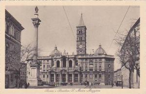Basilica I. Maria Maggiose, Roma, Italy,00-10s
