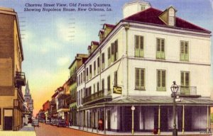 NAPOLEAN HOUSE OLD FRENCH QUARTER NEW ORLEANS, LA 1944