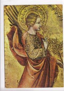Giovani di Paolo, l'Ange de l'Annonciation vers, Avignon, Musee du Petit Palais
