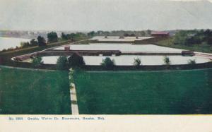 OMAHA , Nebraska, 1901-07 ; Water Company Reservoirs