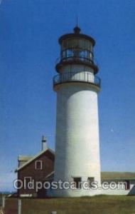 Highland light, cape  cod, Mass, USA Massachusetts USA, Light House, Houses L...
