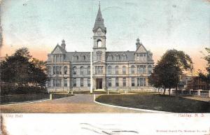 Canada N.S. Halifax, City Hall, Town Hall 1906