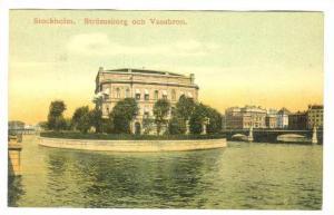Stromsborg och Vasabron, Stockholm, Sweden, 00-10s