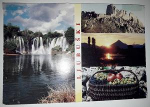 Ljubuski, Bosnia and Herzegovina, Postcard Photography