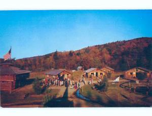 Pre-1980 FRONTIER TOWN Lake Placid - Lake George New York NY hn6078