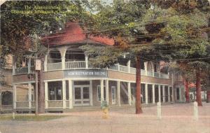 Chautauqua New York~Chautauqua Institution Administration Bldg~Banking HQ~1909