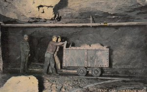 Mining ; Tram Car , Tamarack Mine , USA , 00-10s ; Interior View