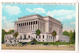 Scottish Rite Temple of Freemasonry, Kansas City Mo