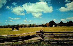 Arkansas Pea Ridge Visitor Center Pea Ridge National Military Park