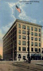 National Bank Bldg. - Joliet, Illinois IL