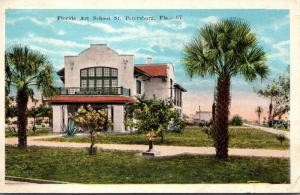 Florida St Petersburg Florida Art School