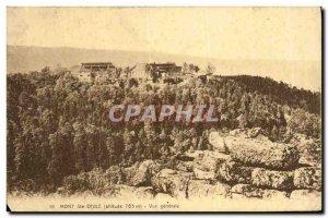 Old Postcard Mont Sainte Odile Vue Generale