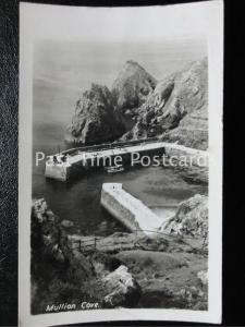Cornwall MULLION COVE showing Harbour c1953 RP Postcard