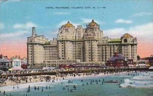 New Jersey Atlantic City Hotel Traymore
