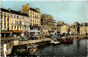 CPA  Cherbourg - Quai Caligny  (632563)