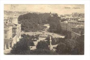 Genova -L'Acquasola, Italy , PU-1910