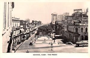 Havana Cuba, Republica de Cuba The Prado Havana The Prado