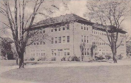 Virginia Hampton Coleman Dupont Hall Hampton Institute Albertpye