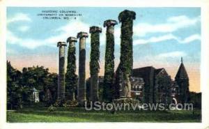 Univ. of Missouri Columbia MO Unused