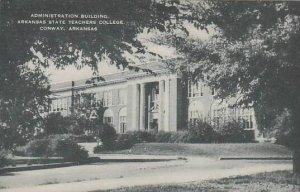Arkansas Conway Administration Building Arkansas State Teachers College Artvue