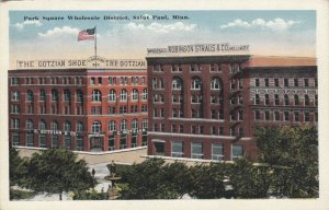 ST PAUL , Minnesota , 00-10s ; Park Square Wholesale District