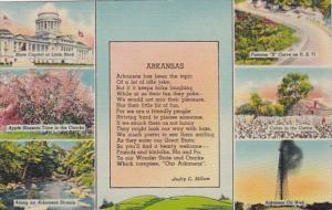 Arkansas Poem By Audra C Milum