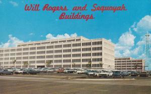 Sequoyah & Will Rogers Bldgs , OKLAHOMA CITY , Oklahoma , 50-60s