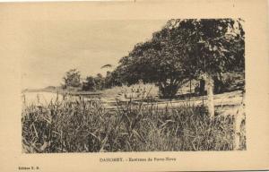CPA Dahomey Afrique - Environs de Porto-Novo (86746)