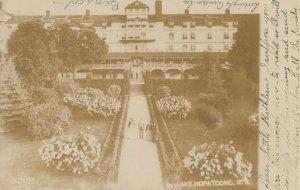 RP: LAKE HOPATCONG , New Jersey, 1907 ; Hotel Breslin ; Harris Photo