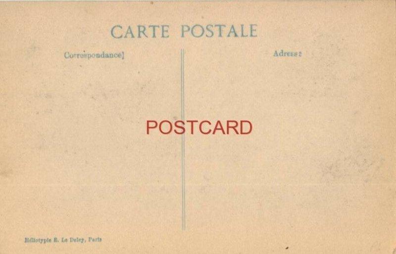 1914 - EN BELGIQUE - DIXMUDE - RUINES DE LA GRANDE RUS