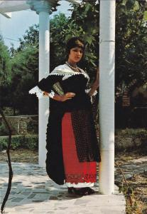 The Peasant Woman, LAMEZIA TERME, Calabria, Italy, PU-1979